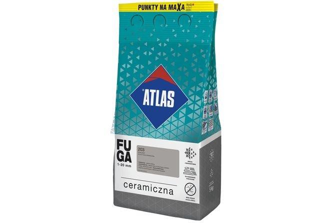 Nowa Fuga Ceramiczna Atlas Atlas