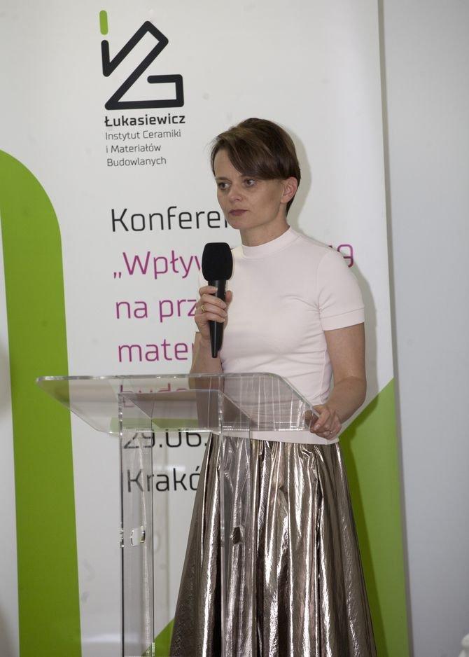 Jadwiga Emilewicz, wiceprezes Rady Ministrów, minister rozwoju
