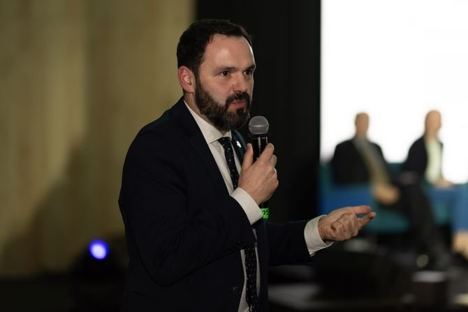 Kamil Wyszkowski, Representative/President of the Board Global Compact Network Poland