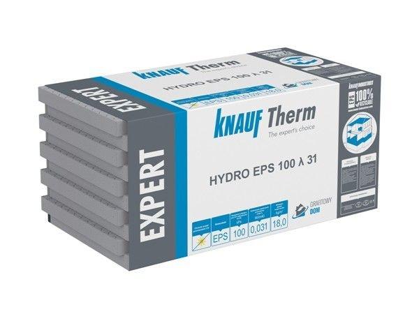Knauf Therm Expert Hydro EPS 100 λ 31 do ocieplania fundamentów