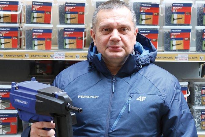 Jarosław Bienas - wiceprezes zarządu, dyrektor sprzedaży i marketingu w firmie Koelner Polska Koelner Polska