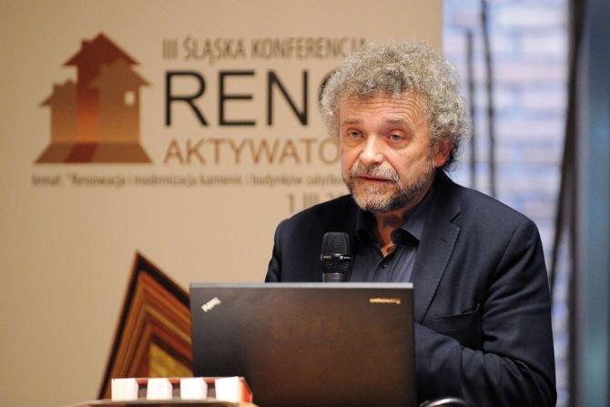 Śląski Wojewódzki Konserwator Zabytków Łukasz Konarzewski Farby KABE