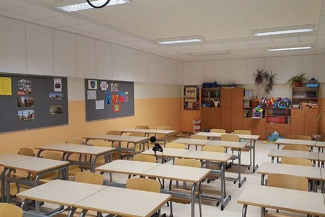 Typowa klasa szkolna po modernizacji Fot. A. K. Kłosak