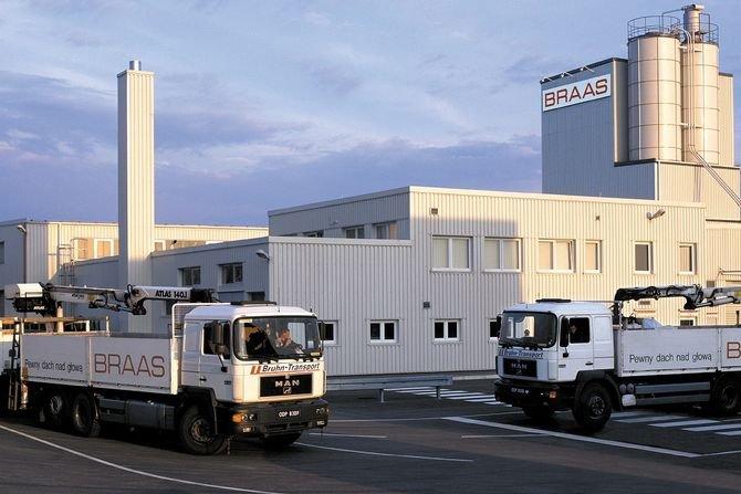 Fabryka w Płońsku Monier Braas