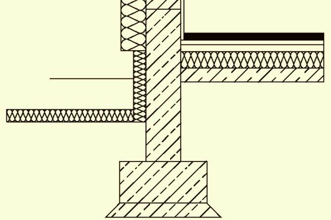 Poznaj konstrukcje najczęściej wykonywanych stropów oraz podłóg na gruncie Rys. archiwum autora