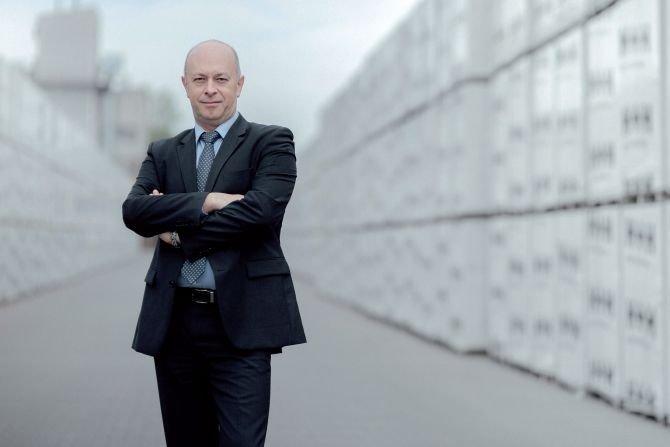 Piotr Dauksza, prezes zarządu H+H Polska H+H Polska