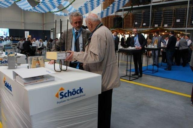 Nowy zakład firmy Schöck w Tychach