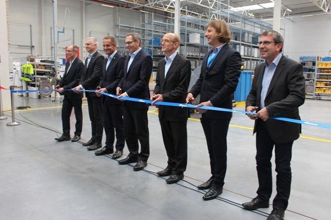 Oficjalne otwarcie nowego zakładu w Tychach Schöck