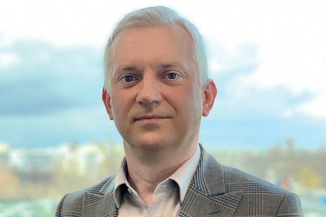 Janusz Kumor, dyrektor zarządzający w firmie Schöck w Polsce Fot. J. Guzal