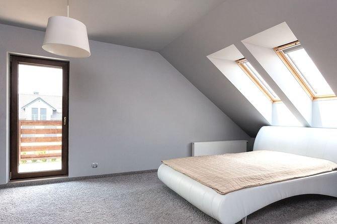 Jak modernizować poddasza na potrzeby mieszkalne? Fot. Siniat