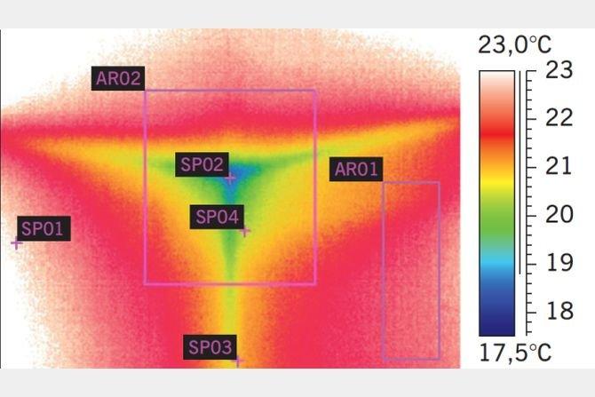 Jedną z rozpowszechnionych i ostatnio coraz częściej stosowanych metod diagnozowania usterek budowlanych związanych z ochroną cieplną jest termowizja. Archiwa autorów