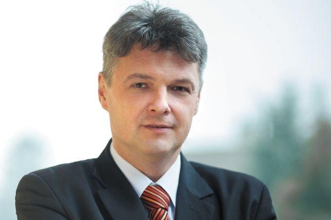 Maciej Trzoch, dyrektor generalny Steinbacher Izoterm J. Pieczara