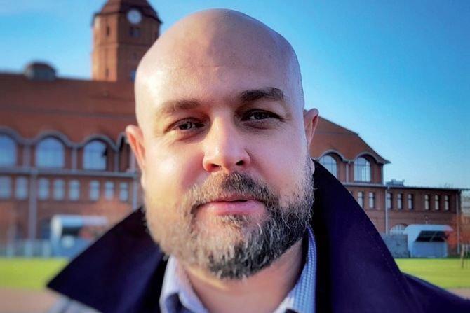 Łukasz Barcz, Country Manager w Foamglas Building Poland Foamglas