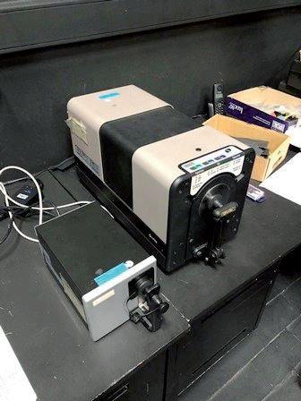 FOT. 8. Spektrofotometr Color i5 firmy X-Rite; fot.: K. Schabowicz