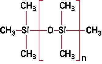 RYS. 1. Struktura PDMS; rys.: autorzy