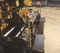 Fot. 3. Układarka z wibracyjnym zagęszczaniem asfaltu