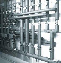 Fot. 7. Obok wysokich walorów technicznych otuliny elastomerowe zachowują estetyczny wygląd.