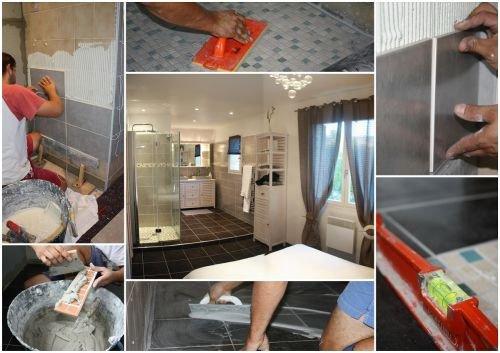 Hydroizolacje - łazienka