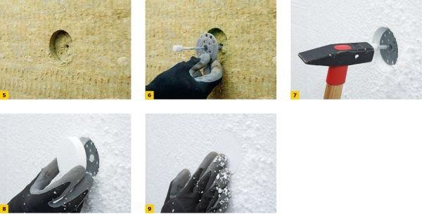 FOT. 5–9. Prawidłowy montaż zagłębiony; fot. [1]