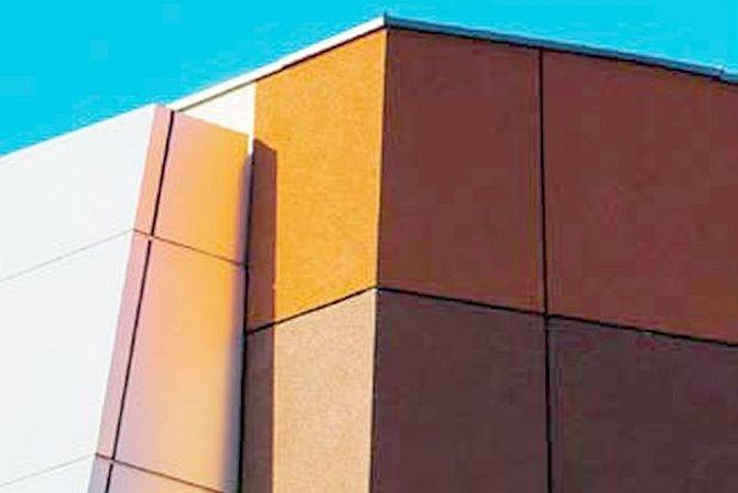 Poznaj nowoczesne metody wykończenia ścian zewnętrznych Fot. Bolix