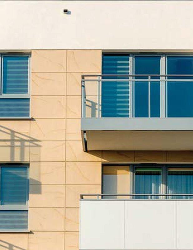 FOT. 13. Nowoczesne tynki dekoracyjne nie tylko dają ciekawe efekty wizualne, ale również pozwalają się cieszyć trwałością i odpornością na czynniki atmosferyczne; fot.: Bolix