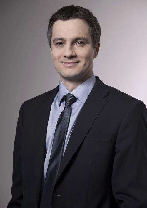 Tomasz Baranowski - prezes zarządu firmy Balex Metal