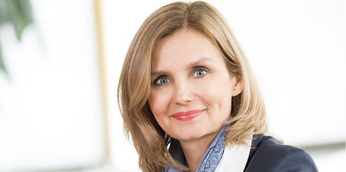 Katarzyna Byczkowska, dyrektor zarządzająca BASF Polska; fot. BASF Polska