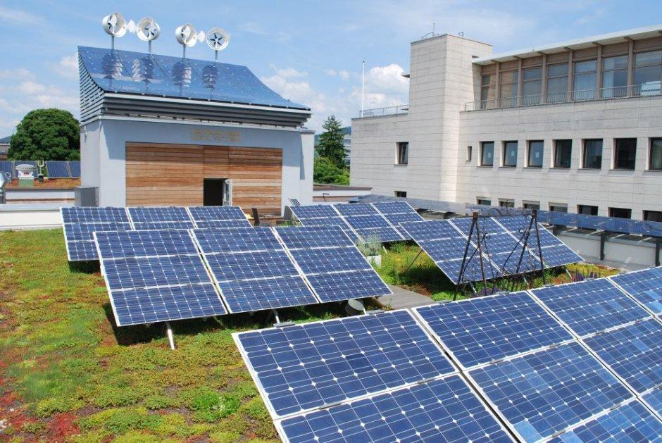 SolarGrunDach