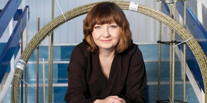 Dorota Godyń, prezes zarządu TROKOTEX Polymer Group, fot. TROKOTEX