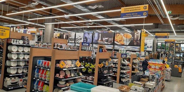 Otwarcie marketu PSB Mrówka w Andrychowie; fot. Grupa PSB