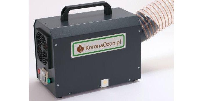 Ozonator domowy produkowany przez firmę koronaozon – model Korona A 20 Zdrowy Dom