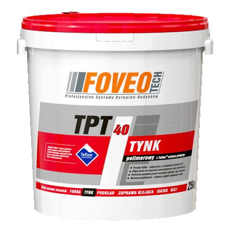 tynki foveo tech tpt 40 25kg