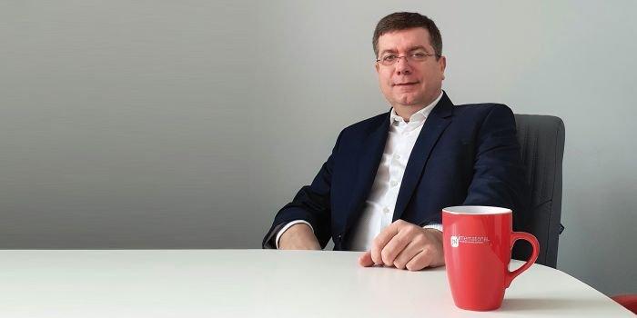 Roman Milewski, CEO Technonicol Polska; fot. Technonicol Polska