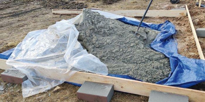 Zaprawa gotowa dostarczona z betoniarni, fot.: T. Rybarczyk