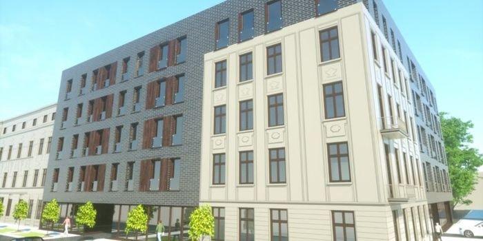 Mieszkania na wynajem w odbudowanej kamienicy w centrum Łodzi, fot. PFR Nieruchomości