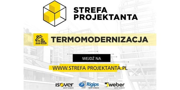 Moduł Termomodernizacja na strefa-projektanta.pl, fot. Grupa Saint-Gobain
