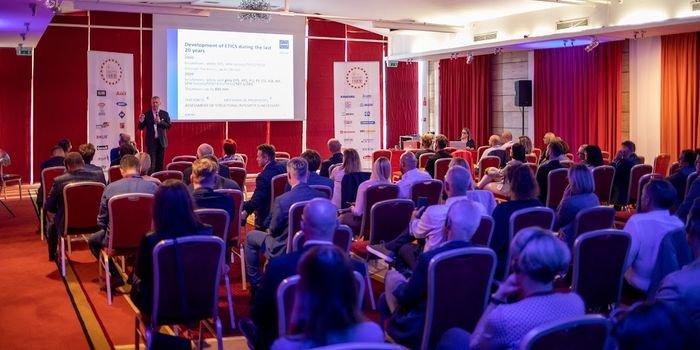 W dniach 9–10 września br. w Ożarowie Mazowieckim odbyła się VII już Międzynarodowa Konferencja ETICS, fot. SSO